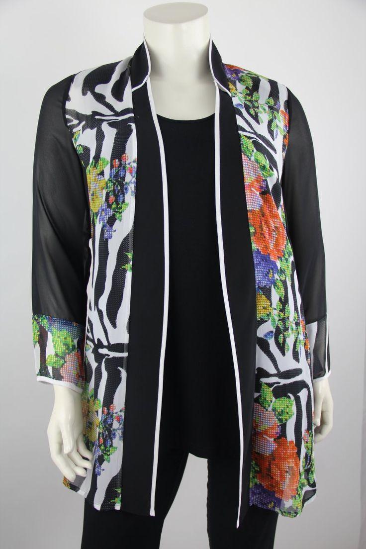 Murek jasje – Grote maten mode | Dameskleding online