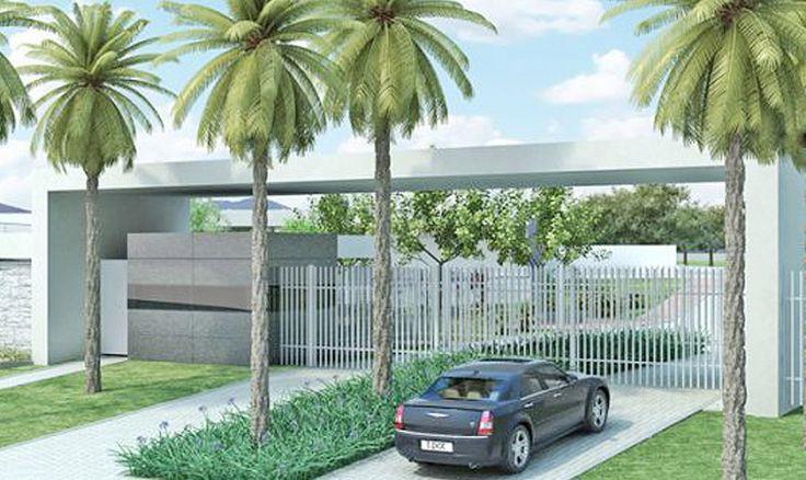 Portaria. Condomínio fechado. Paysage Cypress Garden - Condomínio Horizontal…