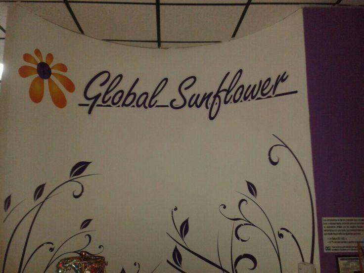 Recepcion de Global Sunflower