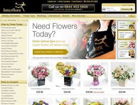 Free Chocolates with Orders Over £25 at Interflora  All the latest free Interflora voucher codes, discount codes, discount vouchers. Valid free March 2014 voucher codes for Interflora