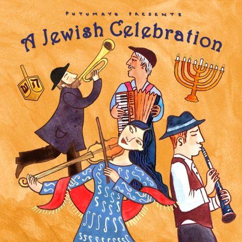 Various Artists - A Jewish Celebration (Putumayo World Music)