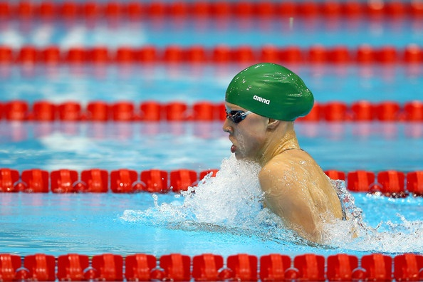 Ruta Meilutyte Lithuania (15 years old, gold medal)
