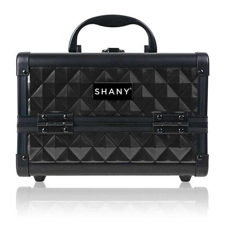 SHANY Mini Makeup Train Case With Mirror - Twilit  #SHANYCosmetics