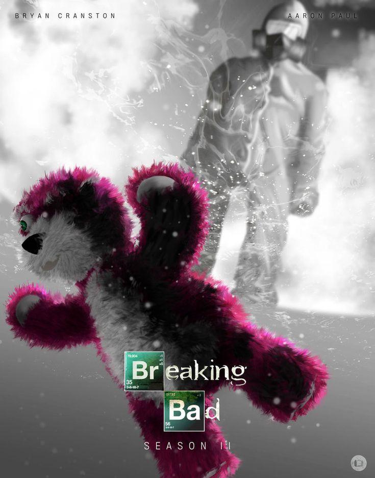 Breaking Bad Season 2 Poster by Tom Velez