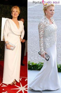 Vestido de noiva para jovens senhoras e senhoras com mais idade -Portal Tudo Aqui