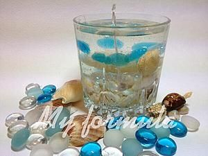 Изготавливаем гелевые свечи - Ярмарка Мастеров - ручная работа, handmade
