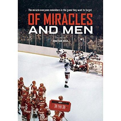US Olympic Hockey players - Espn Films 30 for 30: Of Miracles and Men