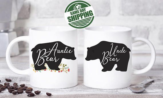 uncle mug mug for uncle wedding mugs new uncle mug uncle of bride mug wedding party mug best uncle ever mug aunt and uncle mug custom wedding mug fathers day mug mug present mug for aunt best uncle mug  This cute design will be printed on best quality Grade A fully white Mugs or Mugs with black handle. If you prefer, we can print design on one side and special message on the other side. Kindly specify in order notes. We use dye sublimation and heat transfer technique to print the design on…