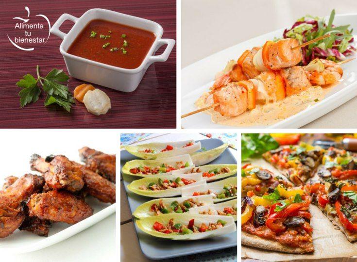 5 recetas veraniegas, saludables, sencillas y fáciles de preparar para todos los gustos
