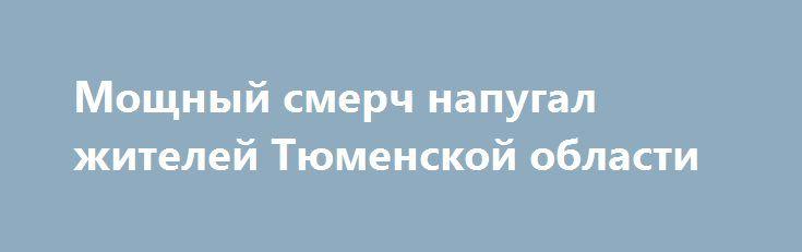 Мощный смерч напугал жителей Тюменской области https://apral.ru/2017/07/11/moshhnyj-smerch-napugal-zhitelej-tyumenskoj-oblasti.html  Жители Тюменской области напуганы мощным смерчем, замеченным в поселке Каскара. Уникальное природное явление удалось заснять на видео. Смерч, замеченный жителями поселка, оказался не таким большим и ужасающим, однако в этом регионе смерчи – это редкость. Сила смерча была достаточно внушающей. Вихрь срывал крыши зданий и вырывал деревья из земли с корнями…