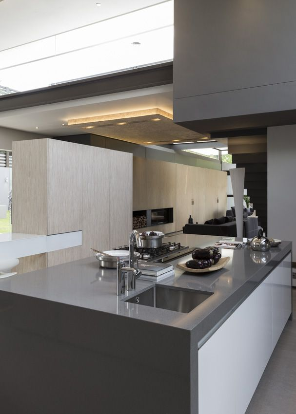 House Sar | Kitchen | M Square Lifestyle Design #Design #Interior #Contemporary