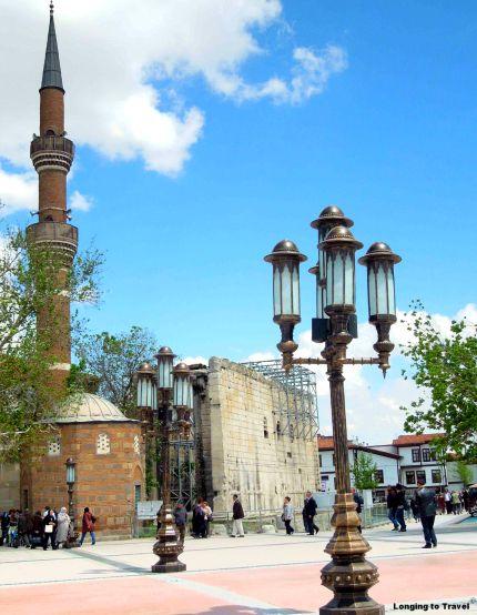 Hacc-Bayram Camii, Ankara, Turkey