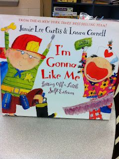 School counseling lesson plan: kindergarten I'm Gonna Like Me