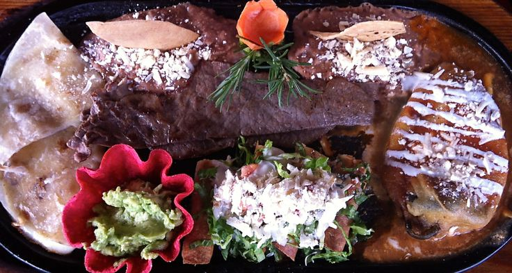 Amazing meal at Restaurant Jazmin, San Jose del Cabo, Mexico
