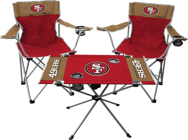 San Francisco 49ers Tailgate Kit