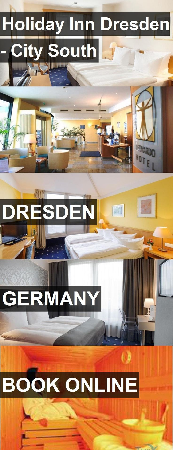 Hotel Holiday Inn Dresden - City South in Dresden, Germany. For more information, photos, reviews and best prices please follow the link. #Germany #Dresden #travel #vacation #hotel