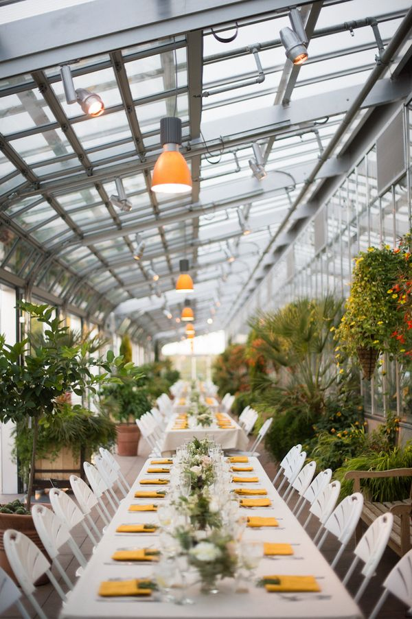 Beautiful Wedding Decor With Yellow And Green Wedding Decorations Pinterest Weddings