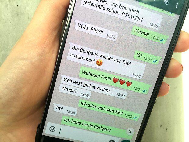 Whatsapp Status Ausblenden