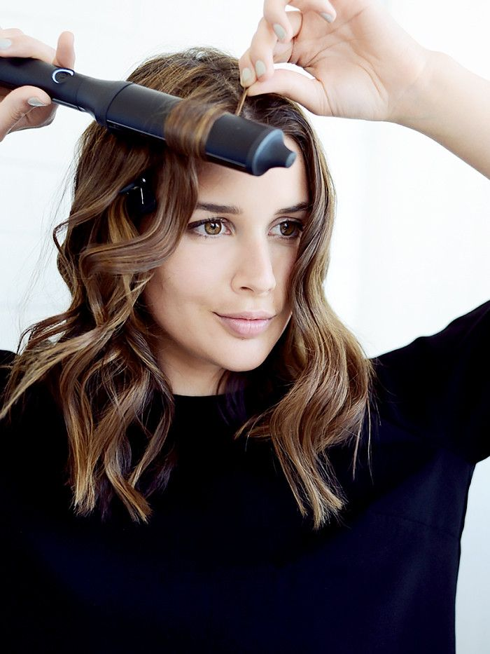 These Are Best Curling Wands for Every Type of Curl via @ByrdieBeauty