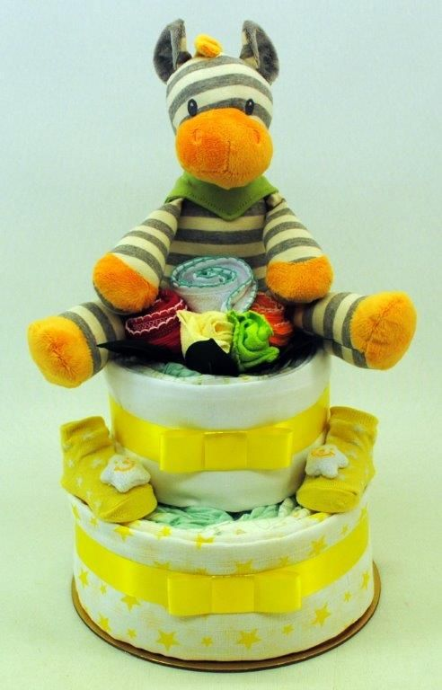 Newborn_Baby_Wildstripe_Zebra_2_Layer_Nappy_Cake.JPG (492×768)