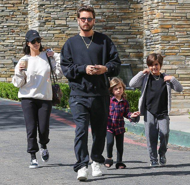Scott Disick:' I did ask Kourtney Kardashian to marry me' with a ring #dailymail