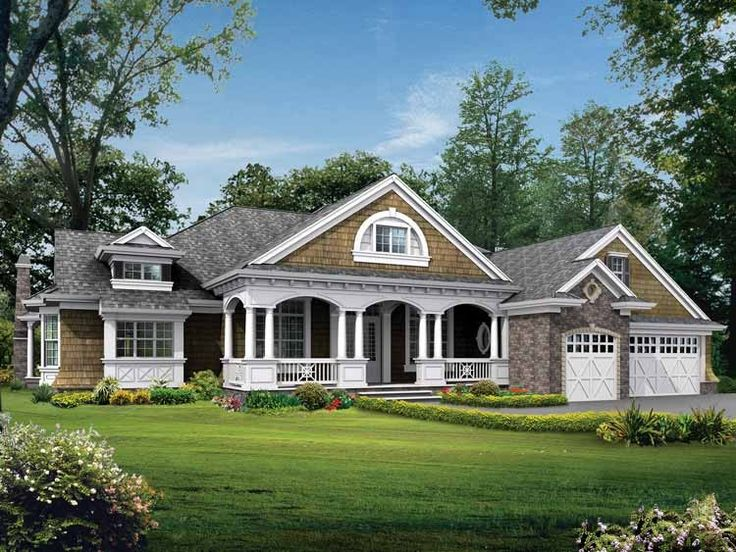 58 best images about new roof on pinterest front porches for Original craftsman house plans