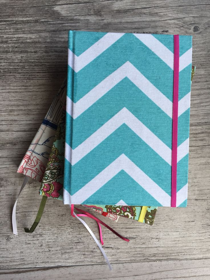 Cuadernos cosidos a mano