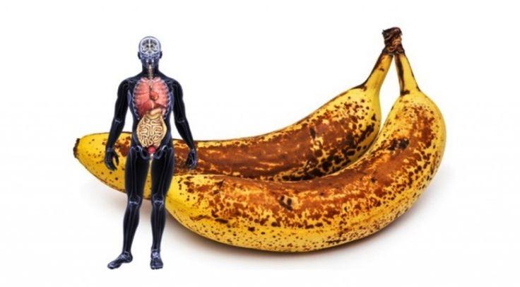 Doprajte si pravidelne 2 banány denne po dobu jedného mesiaca a budete prekvapení, čo sa stane s vaším telom!
