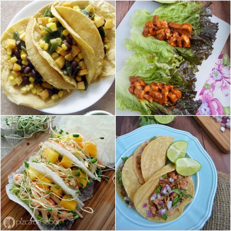 Recetas de tacos f ciles de preparar recetas comida y - Comidas saludables y faciles de preparar ...