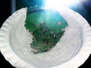 Ceramica smaltuita sf sec 14 http://presadeturism.ro/basarabia-drumuri-de-lumina/