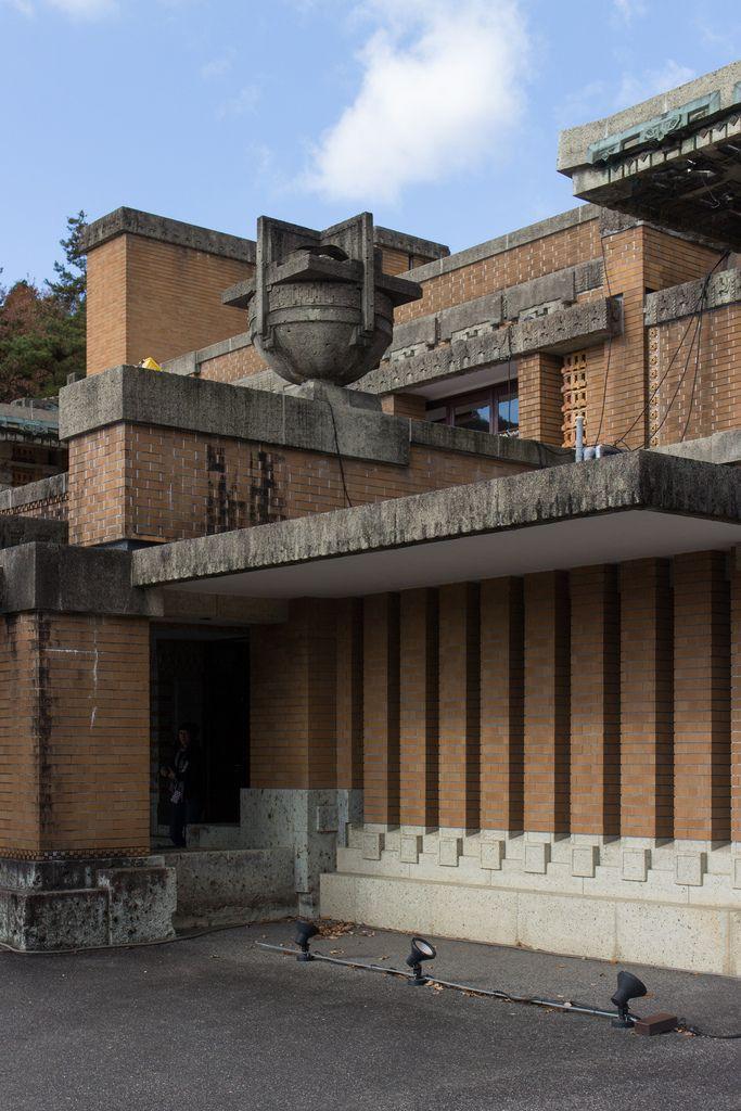 Les 1167 meilleures images du tableau frank lloyd wright - Frank lloyd wright architecture organique ...