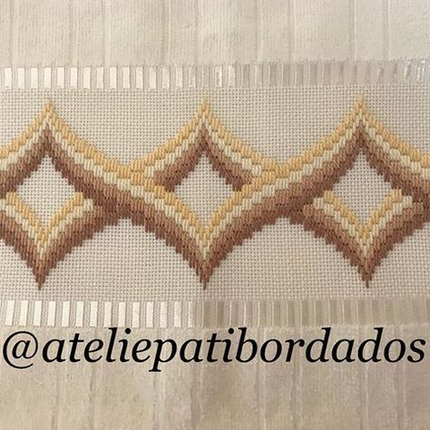 Patricia S. B. Paschoini (@ateliepatibordados) | Instagram photos and videos