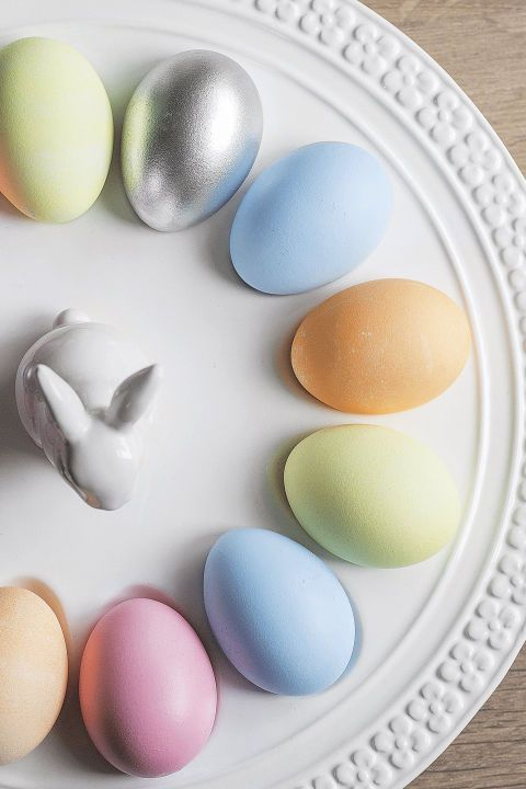($20, crateandbarrel.com) Show off your carefully-crafted designs (or homemade deviled eggs) on a specially-crafted tray with divots.