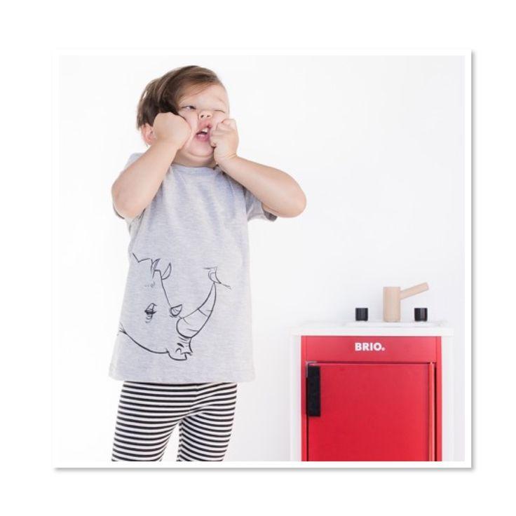 Milk Magazine Kids Holiday T Shirt