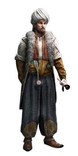 Piri reis assassin 39 s creed pinterest rpg and sci fi art - Ottoman empire assassins creed ...