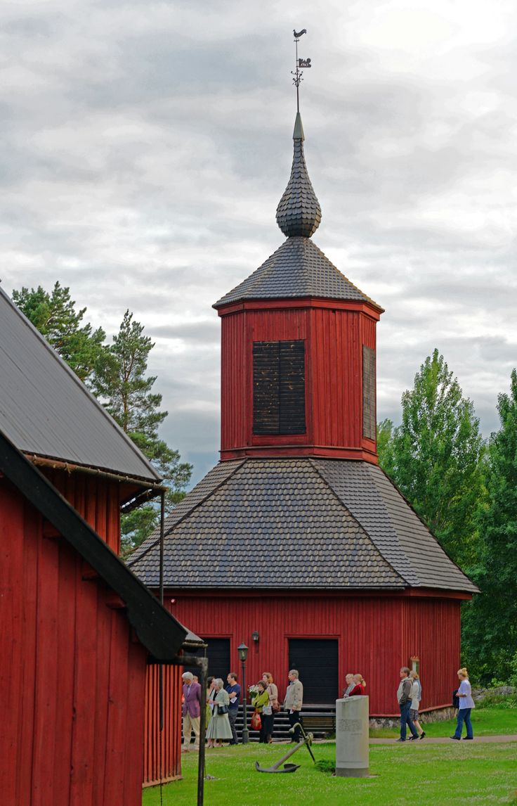 Västanfjärd Old Church Photo: Patrick Bagge