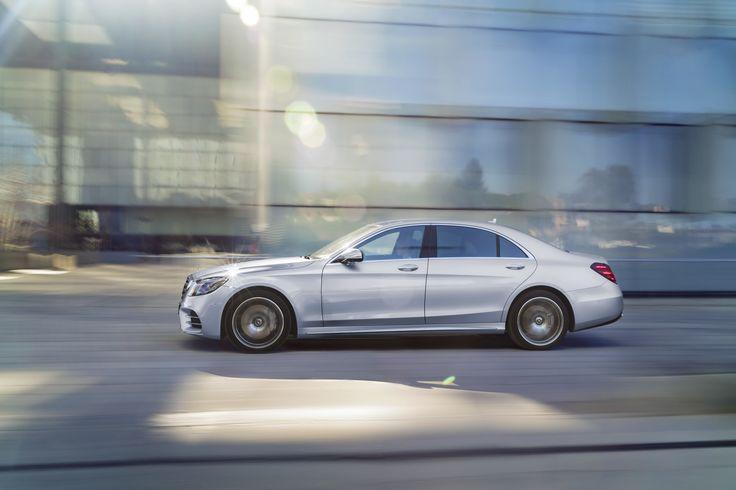 Uppdaterad inifrån och ut - Mercedes-Benz S-Klass förblir en exceptionell körupplevelse. Köp din här nu.