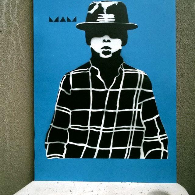 JANGSTER #stencil #stencilart #streetart #urbanart #skipidipidii