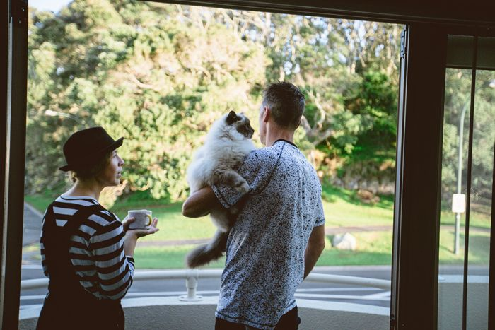 A Day in the Life of NZ designers Timothy John