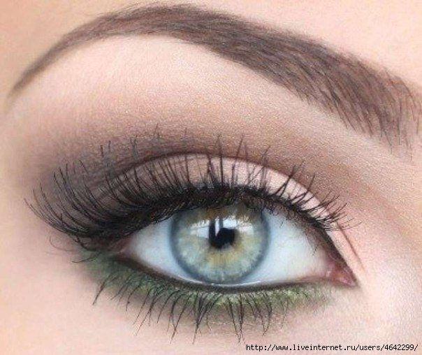 Подчеркивающий макияж. Обсуждение на LiveInternet - Российский Сервис Онлайн-Дневников (bildanleitung)