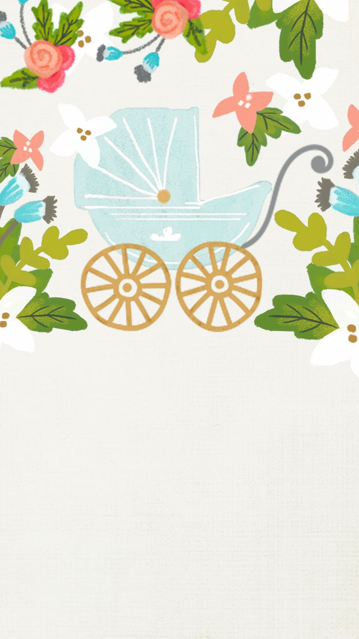 This Beautifully Designed Baby Shower Invitation Is Free