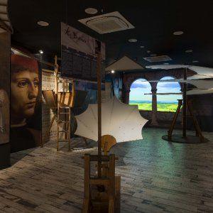 Roma. Leonardo Experience, viaggio tra le opere del genio: mai così tante tutte insieme