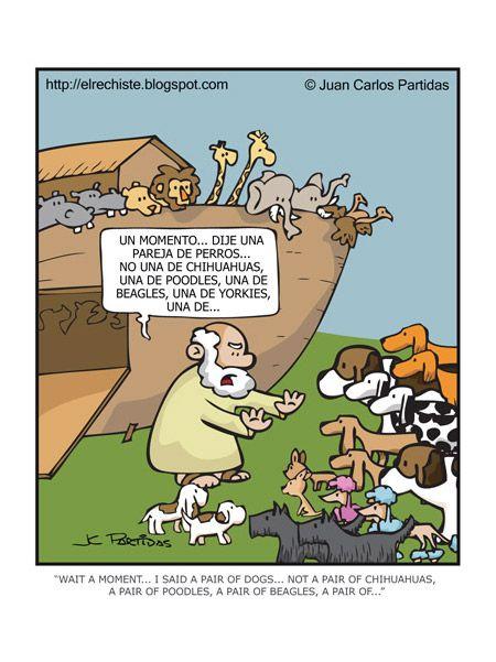 Un momento… dije una pareja de perros… no una de chihuahuas, una de poodles, una de beagles, una de yorkies, una de …   jajaj YO ME LLEVO A TODOSSS! <3