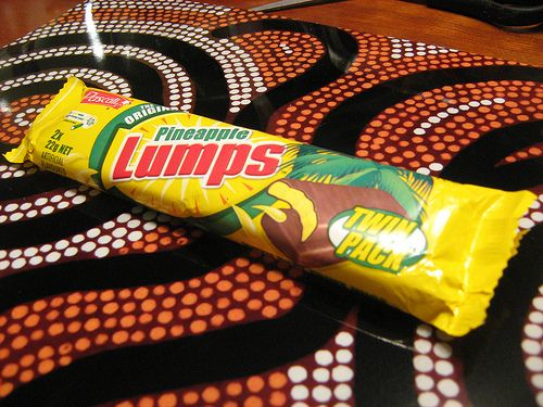 Pineapple Lumps and other Sweet Treats from around the World