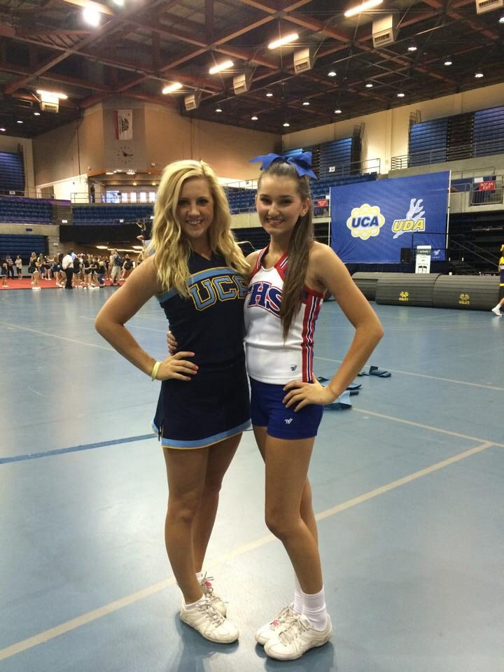 But Jayme from UCA thou!#UCASTAFF #UCA #Cheer #Cheerleading #cheeruniform #camp