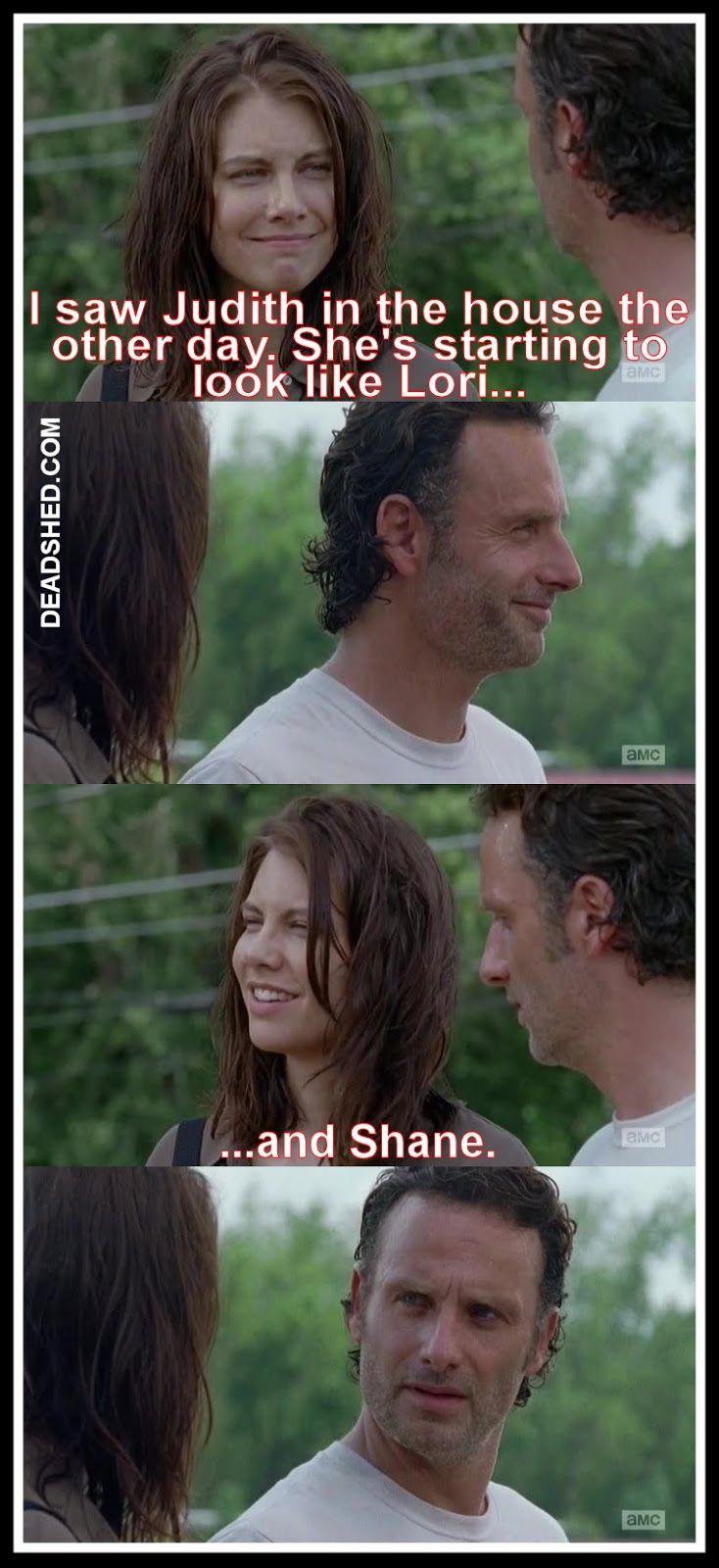 The Walking Dead - soo wrong...lol