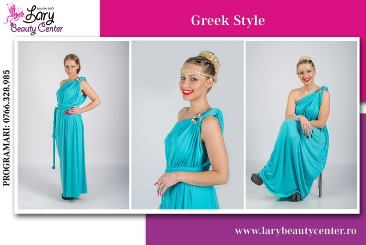 greek style  http://www.larybeautycenter.ro/servicii/impletituri-rusesti