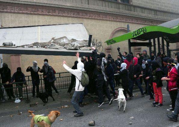 Estudiantes chilenos radicalizan su protesta - Edicion Impresa - ABC Color