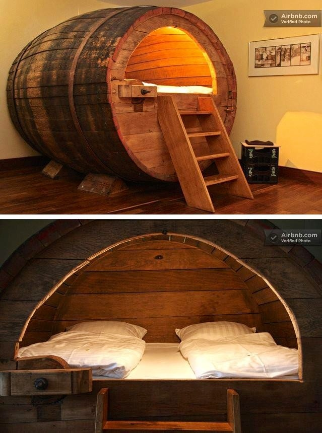Cool bed set up beds pinterest awesome apples and ps Beautiful bedroom chairs that make it a joy getting out of bed