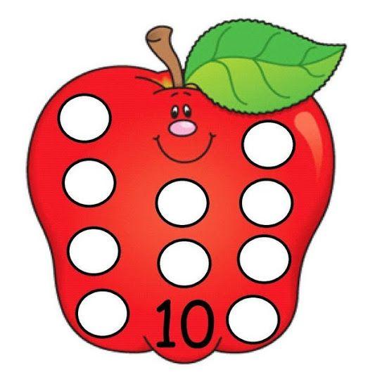 * Appels! Tellen.... 10-10